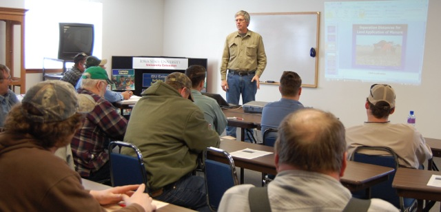 Manure Applicator Confinement Training